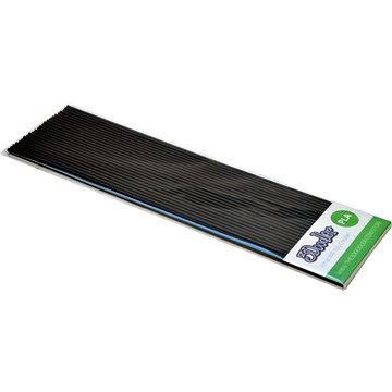3Doodler PLA Plastic Filament Strands Tuxedo Black (PL01-TUXB)