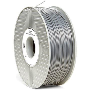 Verbatim ABS 1.75mm 1kg stříbrná (55016)