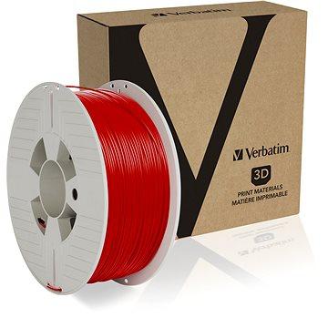Verbatim PLA 1.75mm 1kg červená (55270)