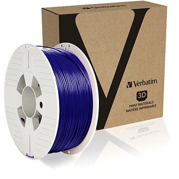Verbatim PLA 1.75mm 1kg modrá (55269)