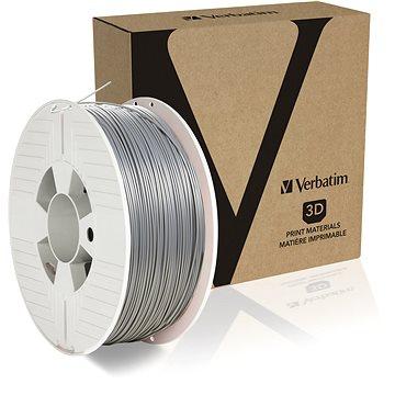 Verbatim PLA 1.75mm 1kg stříbrná (55275)
