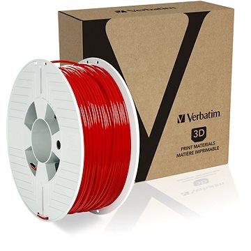 Verbatim PLA 2.85mm 1kg červená (55279)