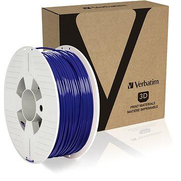 Verbatim PLA 2.85mm 1kg modrá (55278)