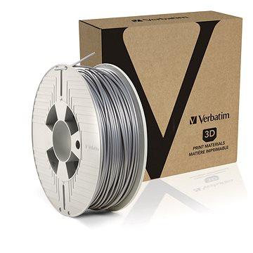 Verbatim PLA 2.85mm 1kg stříbrná (55283)