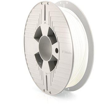 Verbatim DURABIO 1.75mm 0.5kg bílá (55150)