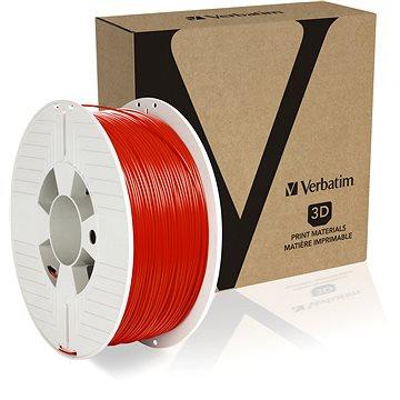 Verbatim PET-G 1.75mm 1kg červená (55053)