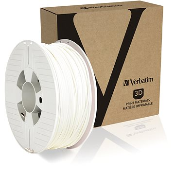 Verbatim PET-G 2.85mm 1kg bílá (55058)