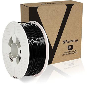 Verbatim PET-G 2.85mm 1kg černá (55060)