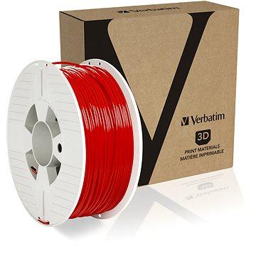 Verbatim PET-G 2.85mm 1kg červená (55061)
