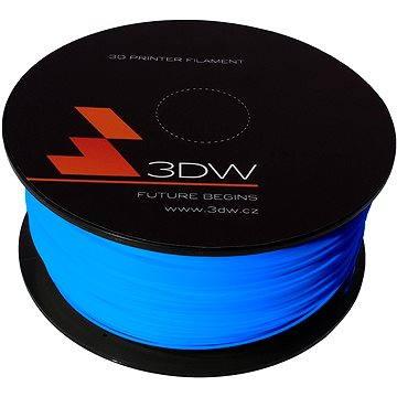 3D World PLA 1.75mm 1kg modrá (D12105)