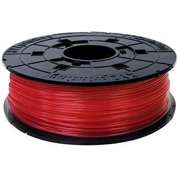 XYZprinting Junior PLA 1.75mm 600g clear red 200m (RFPLCXEU02A)