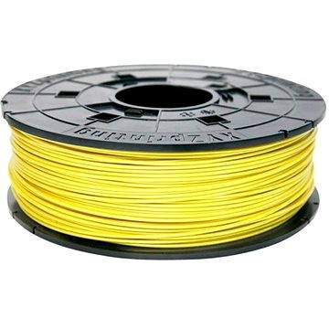 XYZprinting PLA 1.75mm 600g clear yellow 200m (RFPLBXEU03B)