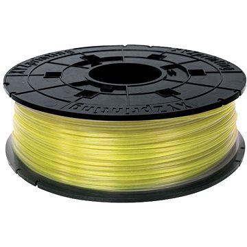 XYZprinting PLA 1.75mm 600g clear yellow 200m (RFPLAXEU00E)