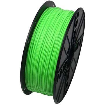 Gembird Filament ABS fluorescentní zelená (3DP-ABS1.75-01-FG)