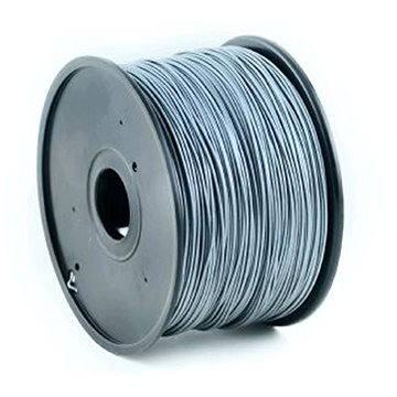 Gembird Filament ABS stříbrná (3DP-ABS1.75-01-S)