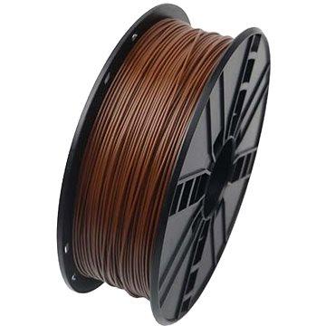 Gembird Filament PLA hnědá (3DP-PLA1.75-01-BR)