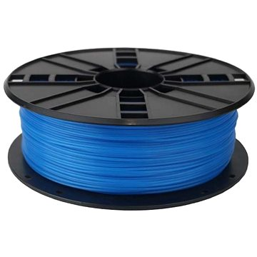 Gembird Filament PLA luminiscenční modrá (3DP-PLA1.75-01-LB)