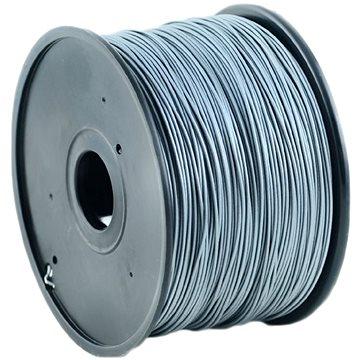 Gembird Filament PLA stříbrná (3DP-PLA1.75-01-S)