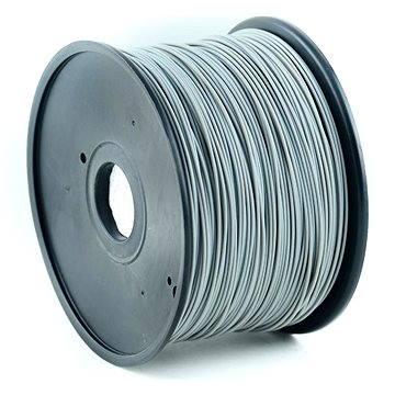 Gembird Filament PLA šedá (3DP-PLA1.75-01-GR)