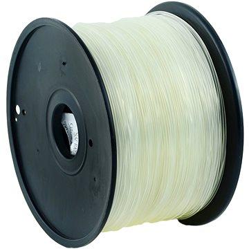 Gembird Filament PLA transparentní (3DP-PLA1.75-01-TR)