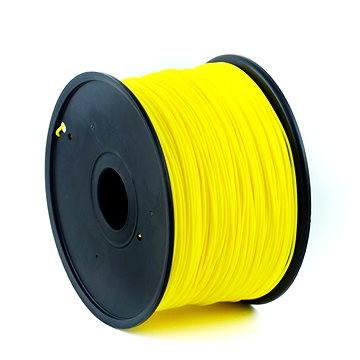 Gembird Filament PLA žlutá (3DP-PLA1.75-01-Y)