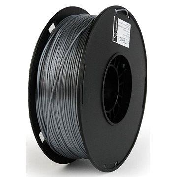 Gembird Filament PLA Plus stříbrná (3DP-PLA+1.75-02-S)