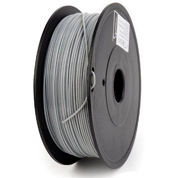 Gembird Filament PLA Plus šedá (3DP-PLA+1.75-02-GR)