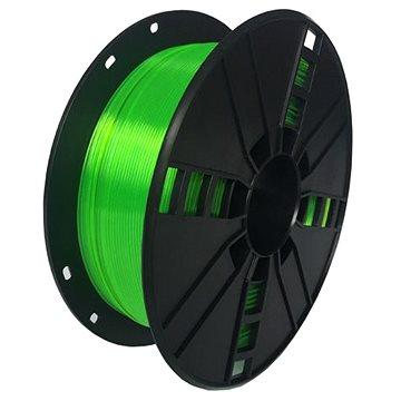Gembird Filament PLA Plus zelená (3DP-PLA+1.75-02-G)
