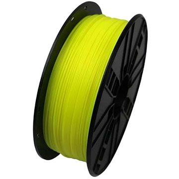 Gembird Filament PLA Plus žlutá (3DP-PLA+1.75-02-Y)