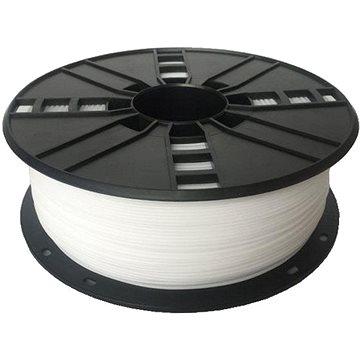 Gembird Filament NYLON bílý (3DP-NYL1.75-01-W)