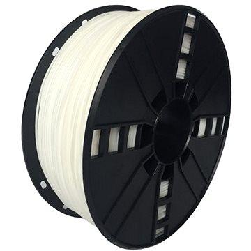 Gembird Filament flexibilní bílá (3DP-TPE1.75-01-W)