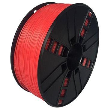Gembird Filament flexibilní červená (3DP-TPE1.75-01-R)