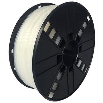 Gembird Filament flexibilní přírodní (3DP-TPE1.75-01-NAT)