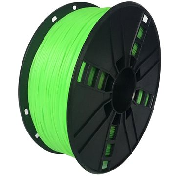 Gembird Filament flexibilní zelená (3DP-TPE1.75-01-G)