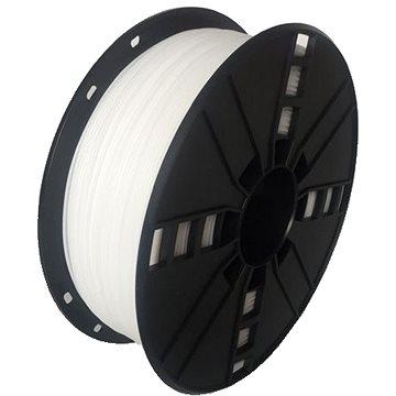 Gembird Filament HIPS bílá (3DP-HIPS1.75-01-W)
