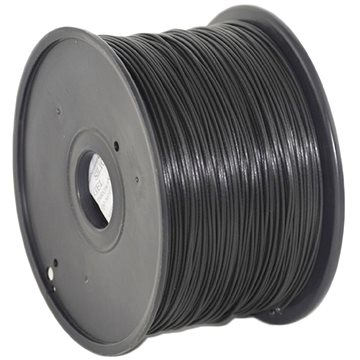 Gembird Filament HIPS černá (3DP-HIPS1.75-01-BK)