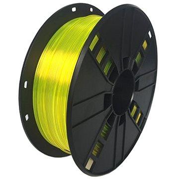 Gembird Filament PETG žlutá (3DP-PETG1.75-01-Y)