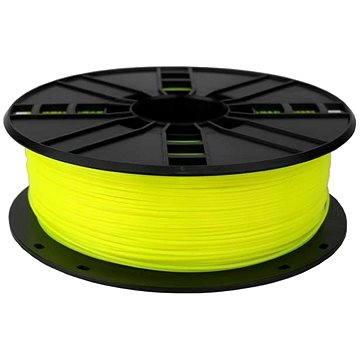 Gembird Filament PLA žlutá (3DP-PLA1.75-02-Y)