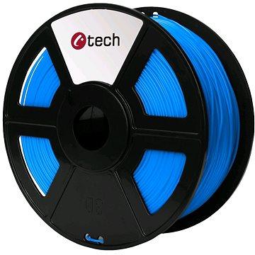C-TECH Filament PLA modrá (3DF-PLA1.75-B)