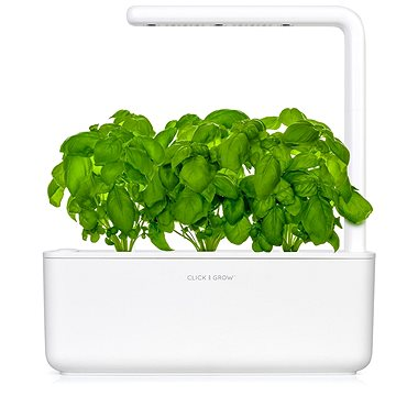 Click And Grow Smart Garden 3 bílá (CNG SG3 WHI)