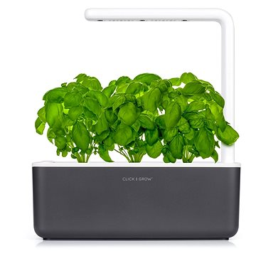 Click And Grow Smart Garden 3 šedý (CNG SG3 GRE)