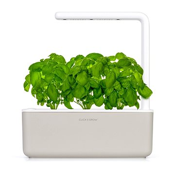 Click And Grow Smart Garden 3 béžový (CNG SG3 BEI)