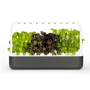 Click and Grow Smart Garden 9 šedý (SG9G)