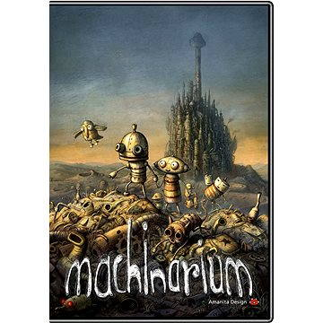 Machinarium (AMAN.DES.MACHINAR)