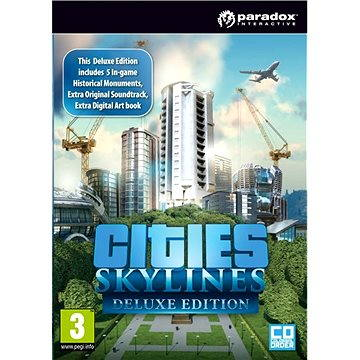 Cities Skylines Deluxe Edition (DGA0077)