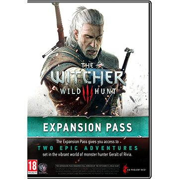 Zaklínač 3 Expansion Pass (DGA0084)