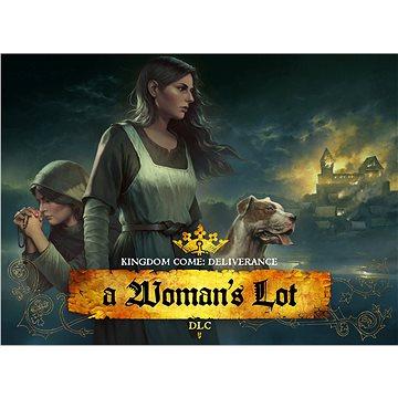 Kingdom Come: Deliverance - A Woman's Lot (steam DLC) (DGA0111c)