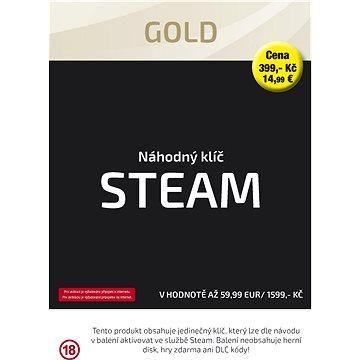 Náhodný klíč Gold (Steam) (DGA0124)