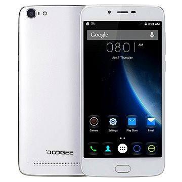 Doogee Y200 bílý (PH2054) + ZDARMA Digitální předplatné Týden - roční