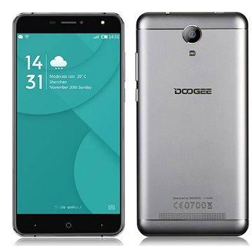 Doogee X7 Pro stříbrný (6924351601829)